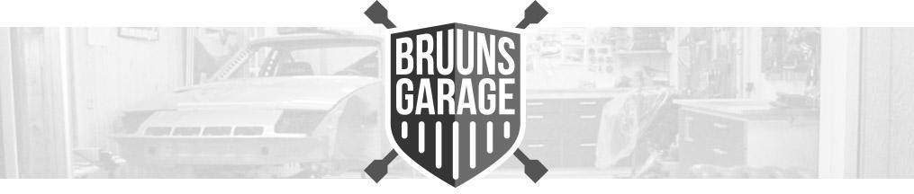 Bruunsgarage - En værkstedsblog med vilde værkstedsprojekter, garagetips, billeder, inspiration og DIY, samt mit Porsche 931 projekt.