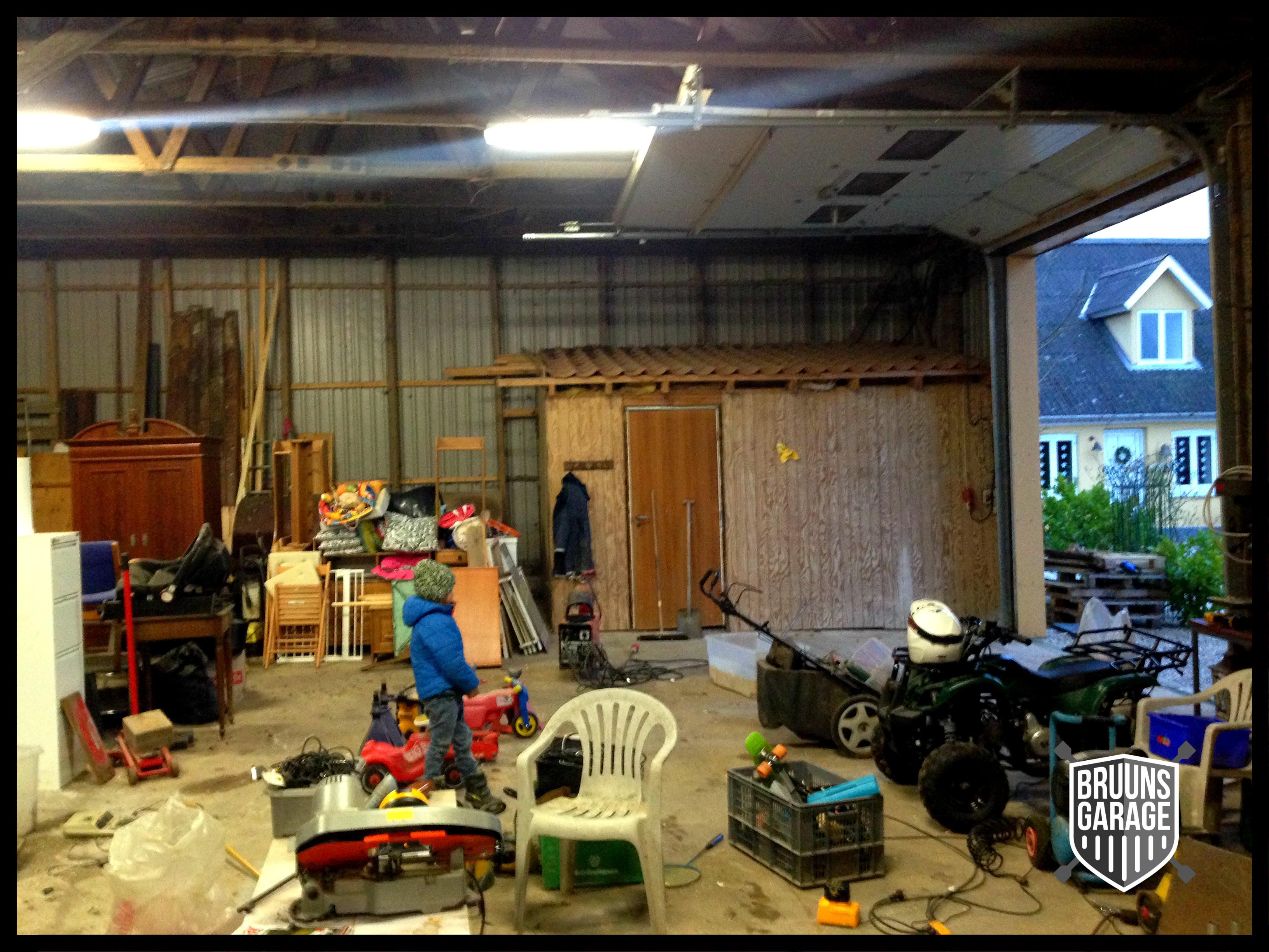 Værkstedsreoler – Værkstedsbyggeri #2