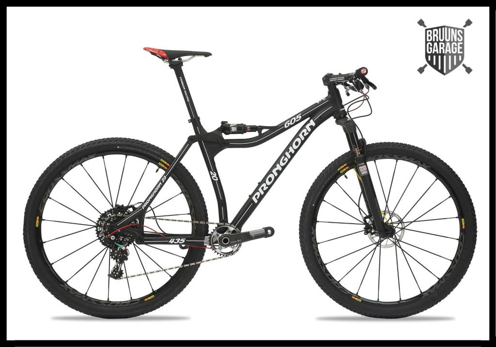 pronghorn mountain-bike
